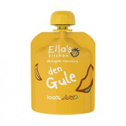 Ellas Kitchen Babymos Banan/Mango/Abrikos/Æble Ø 6 Mdr (90 gr)