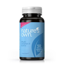 Natures Own Multi Vitamin B Extra (50 tab)