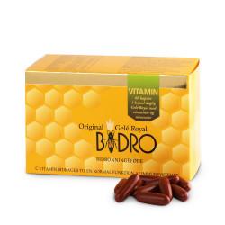 Bidro Vitamin (60 kapsler)