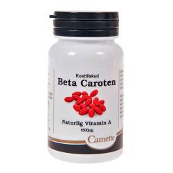 Beta Carotene 100 Kap