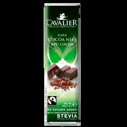 Cavalier Chokoladebar Mørk (44 gr)