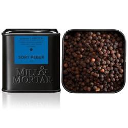 Peber Sort hel Økologisk Mill & Mortar - 50 gram