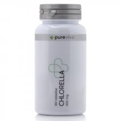Pureviva Chlorella 400mg (180 tab)