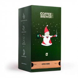 The Coffee Brewer Julekalender kaffe (1 stk)