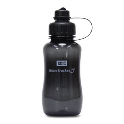 WaterTracker Black 0,75 L