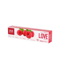 Splat LOVE Tandpasta Whitening m. hindbærsmag (75 ml)