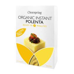 Instant polenta Økologisk fra Clearspring - 200 gr