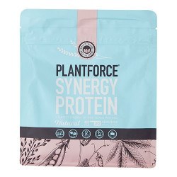 Plantforce Synergy Neutral Proteinpulver 400 gr