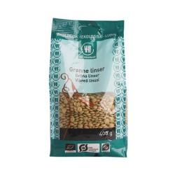 Grønne Linser - 400 gram