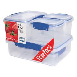 Sistema Opbevaringsboks Six Pack