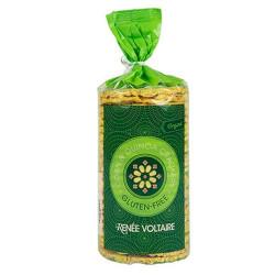 Renée Voltaire Corn & Quinoa Crackers Ø (120 g)