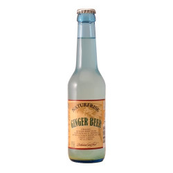 Ginger Beer Økologisk fra Naturfrisk - 275 ml.