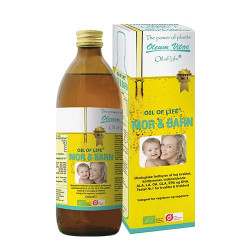 Oil of Life Mor og Barn (500 ml)