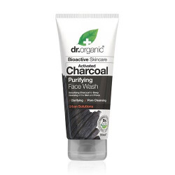 Dr. Organic Face Wash Charcoal Purifying