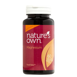 Nature's Own Magnesium Food State (90 kaps.)