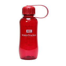 WaterTracker 0,3 L Red BPA-fri drikkeflaske (1 stk)