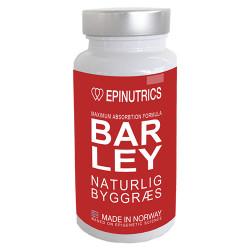Epinutrics Barley Naturlig Byggræs (60 kaps)