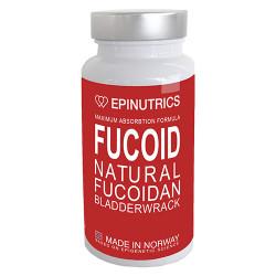 Epinutrics Fucoid (60 kaps)