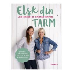 Elsk din tarm 1 - Bog af Hansson & Erritzøe