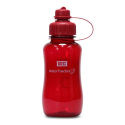 WaterTracker Red 0,75 L