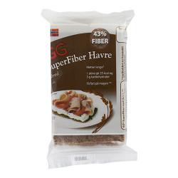 Gundersen Helseklidbrød Havre (100 gr)