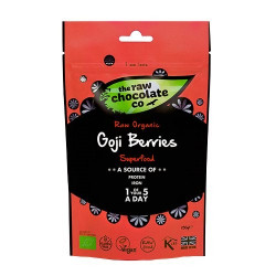 Organic Raw Gojibær Ø (150 g)