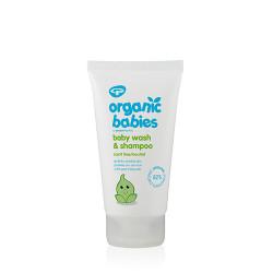 Green People Organic Babies Baby Wash & Shampoo(125 ml)