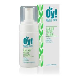 Green People OY! Anti-Bac Foaming Facewash (100 ml)