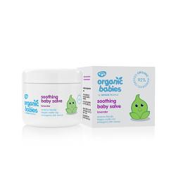 GreenPeople Baby salve soothing lavendel (100 ml)