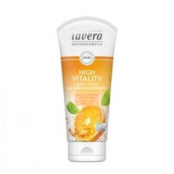 Lavera Bruse & Bade Gel Appelsin-Havtorn -150 ml.