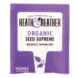 Vareprøve - Heath & Heather Super Seeds Ø - 1 br