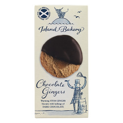 Island Bakery Chocolate Gingers Ø (150 gr)