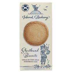 Island Bakery Shortbread Cookies Ø (125 g)