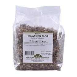 Natur Drogeriet Islandsk mos, F6, 100 g
