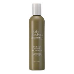 Zink & Sage Shampoo med balsam - 237 ml.