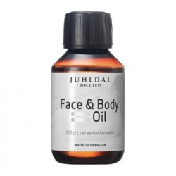 Juhldal Face og Body oil (50 ml)