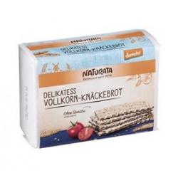 Naturata Knækbrød Fuldkorn Demeter Ø (250 gr)