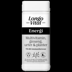 Longo Vital +Ginseng (220 tabletter)