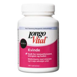 Longo Vital Kvinde (180 tabletter)