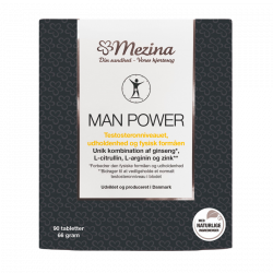 Mezina Man Power 90 tabs