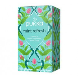Pukka Mint Refresh Pitta Te Ø (20 breve)