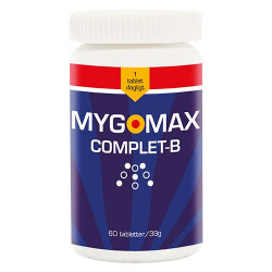 MygoMax Complet-B (60 tabletter)