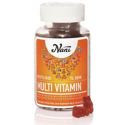 Nani Food State Multivitamin til børn (90 stk)