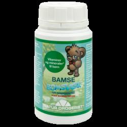 Natur Drogeriet Bamse Bomstærk med Jordbærsmag (120 tabletter)