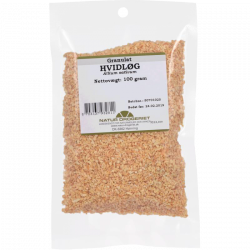 Natur Drogeriet Hvidløgs Granulat (100 gr)
