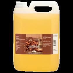 Natur Drogeriet Mandelolie Fed Sød, 5 Liter I Dunk (5 ltr)