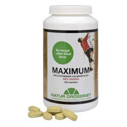 Maximum m. Ginseng (200 tab)