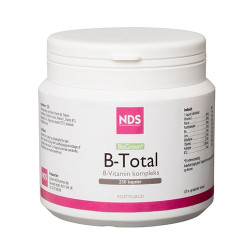 NDS FoodMatriX B-Total 250 tab Vitaminer
