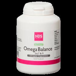 NDS EFA Omega 3,6,7,9 (120 tab)