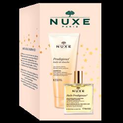 Nuxe Prodigieux Gaveæske Shower Oil & Tørolie (250 ml)